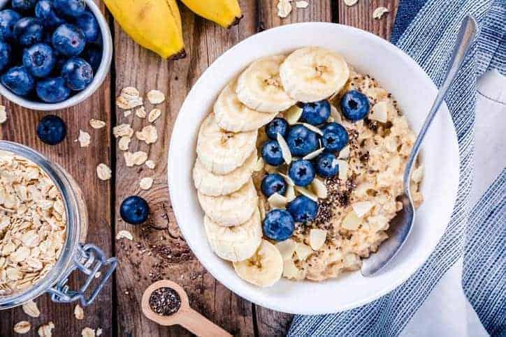 15 Plant-Based Diet Breakfasts. oatmeal