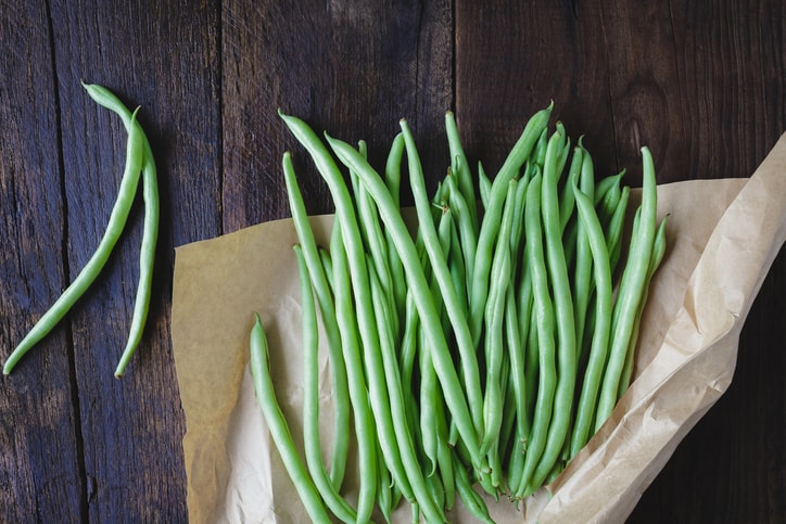 nutrition in green beans
