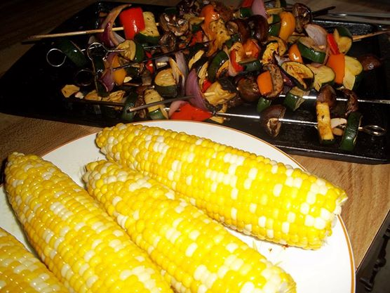 good vegetables to grill
