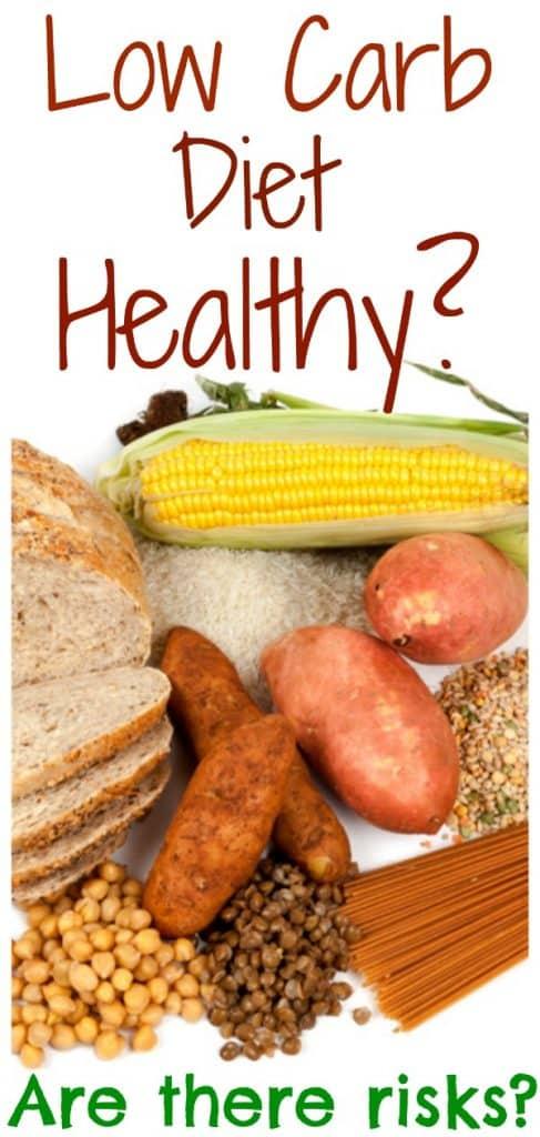 low carb diet risks