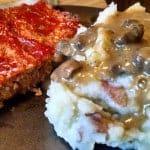Vegan Meat Loaf | No-Meat Loaf