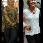 Plant-Based Weight Loss Before and After