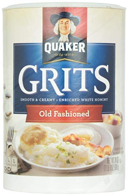 Quaker old fashioned grits