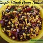 Easy Black Bean and Corn Salad