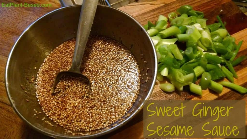 Asian Stir Fry Sauce | Sweet Sesame Ginger