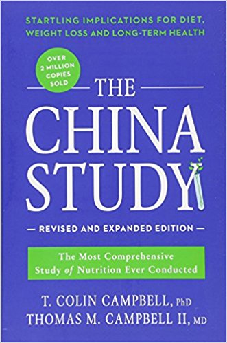 the china study book