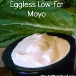 Low-Fat Vegan Mayonnaise