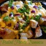 Vegan Baked Potato Toppings