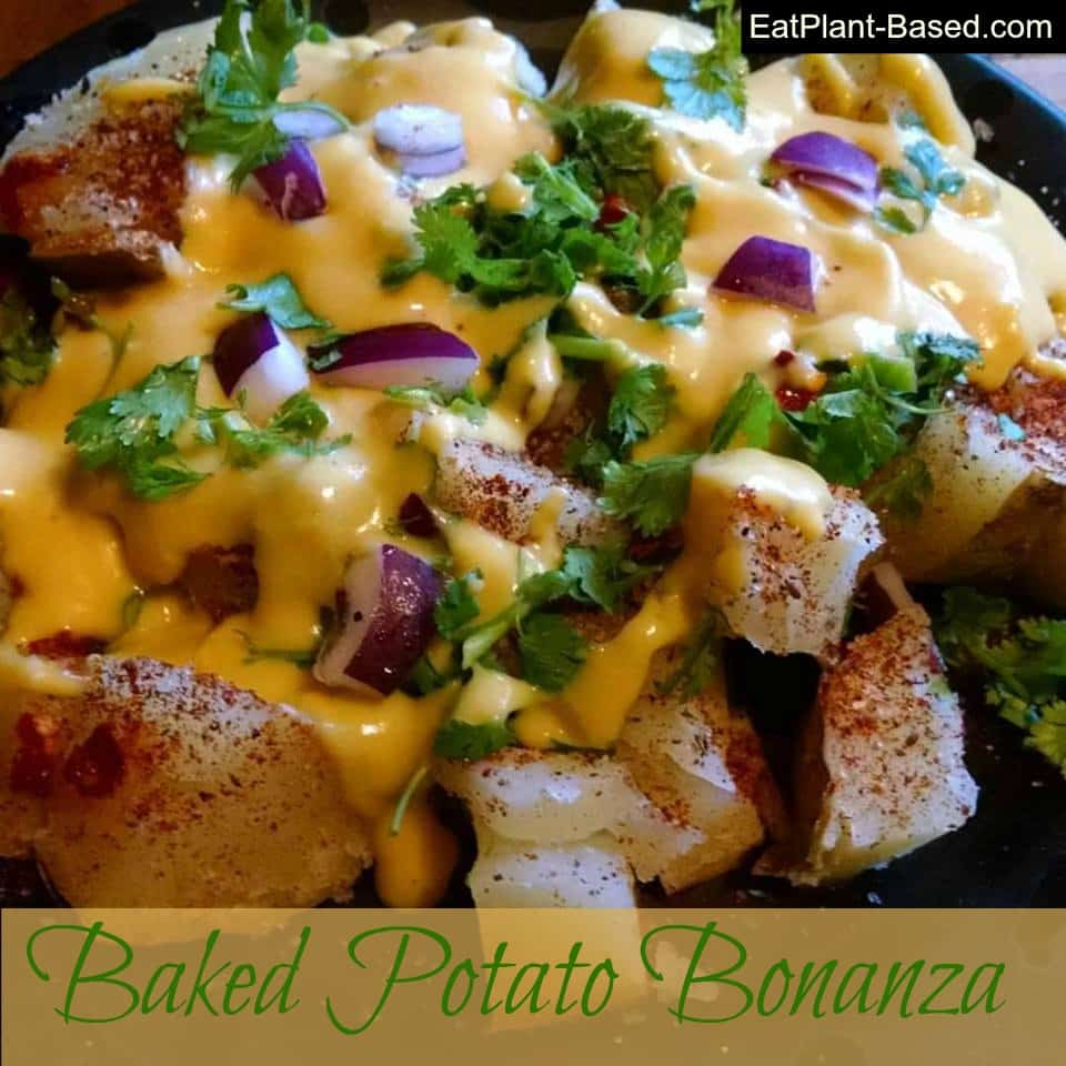Vegan Baked Potato