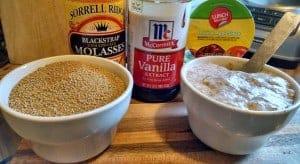 plant based diet grocery list ingredients