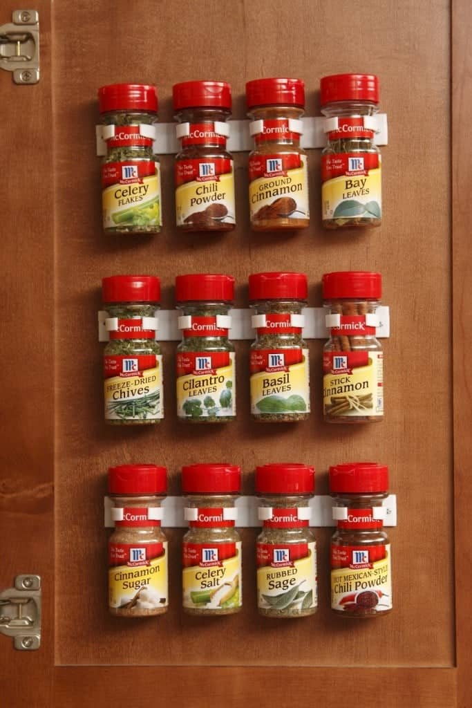 plant based diet grocery list spice clips