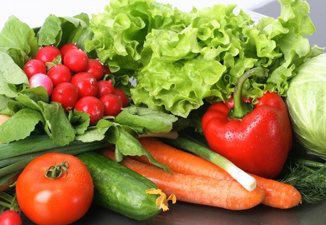 plant based diet grocery list vegeables
