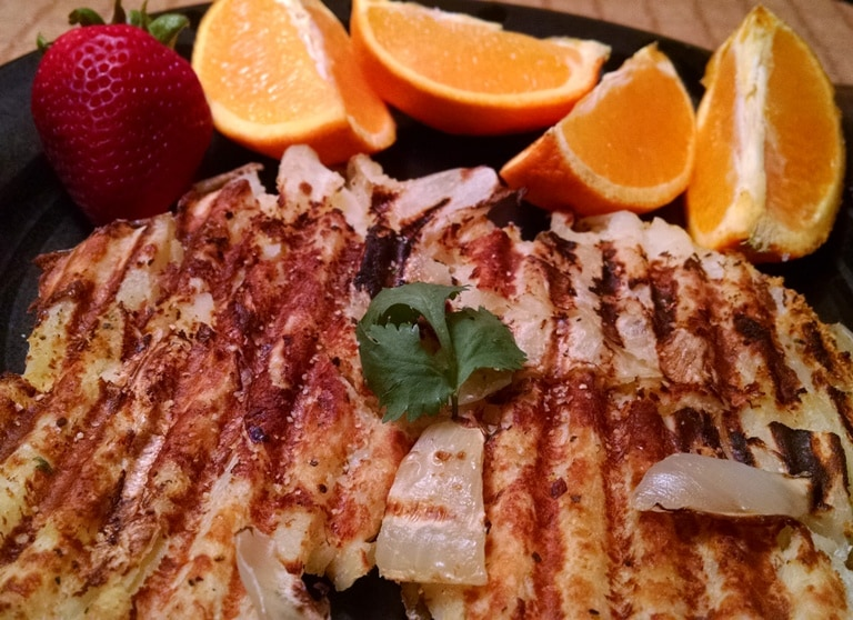 15 Plant-Based Diet Breakfasts. waffle potato