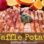 Potato Breakfast | Waffle Potato