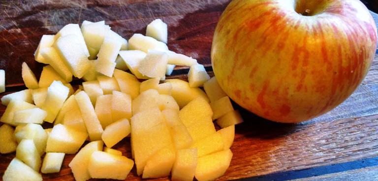 vegan muffin recipe apples