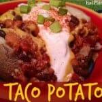 Vegan Potato | Taco Style
