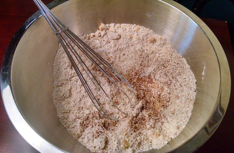 vegan muffin recipe dry ingredients