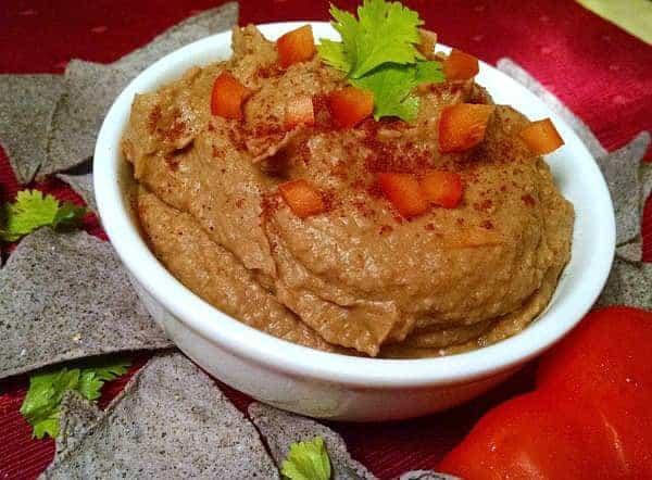 Vegan Chili Bean Dip
