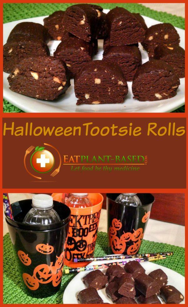 tootsie roll recipe Halloween