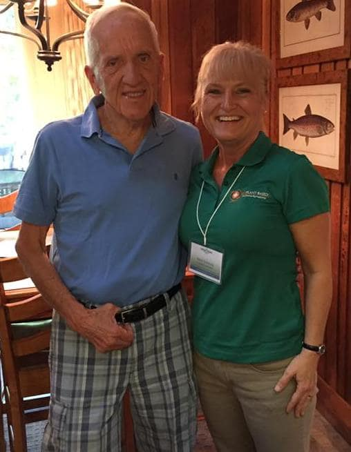 T Colin Campbell and terri edwards