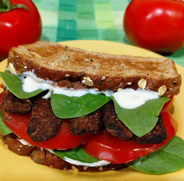 vegan sandwich ideas