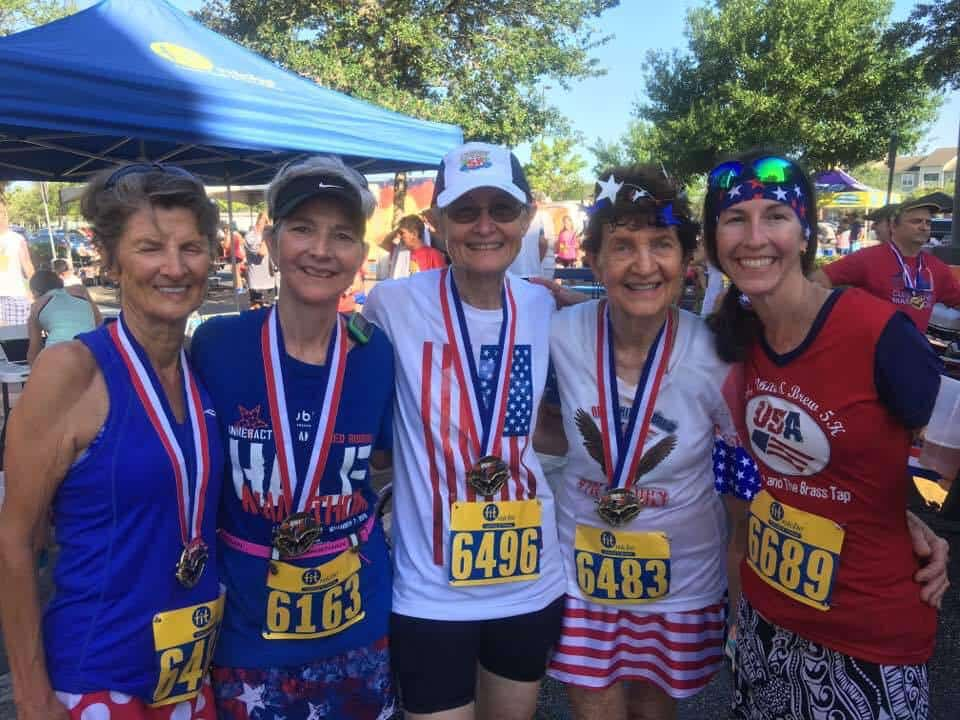 health benefits of plant based diet 81 year old running races