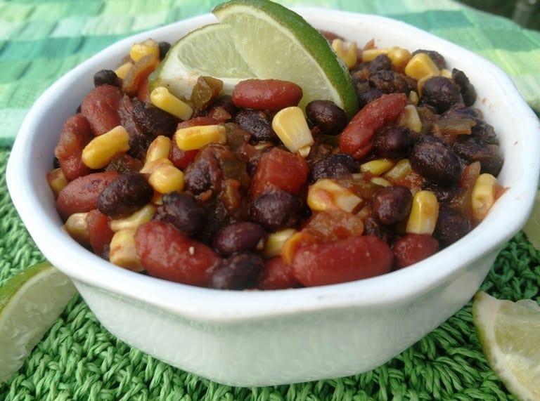Vegan Black Bean Chili