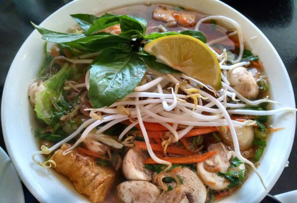 good vegetarian restaurants. Vietnamese