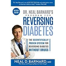 Reversing Diabetes book