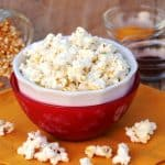 Vegan Popcorn & Healthy Toppings