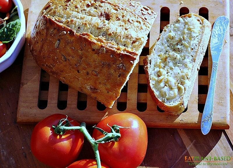 Vegan Butter Recipe